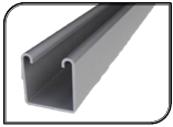 Slotted Steel Channel